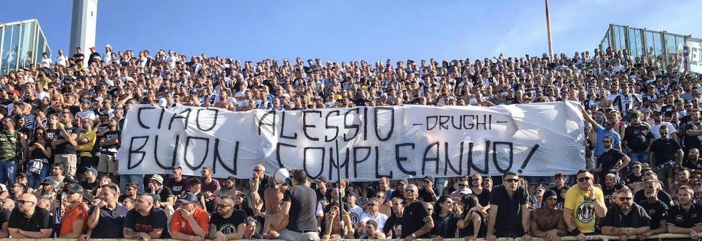 I Drughi ricordano Alessio Ferramosca